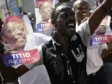 Haiti - Social : Protests, between commemoration and claims...