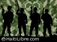 Haiti - Army : No room for former FAD'H in the new civil defense force