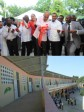 Haiti - Social : Inauguration of the first Transit Center for street children
