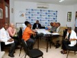 Haiti - Politic : Meeting between OMRH and Dinepa