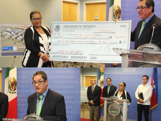 $2.5M to equip in solar energy Hospital La Providence in Gonaïves