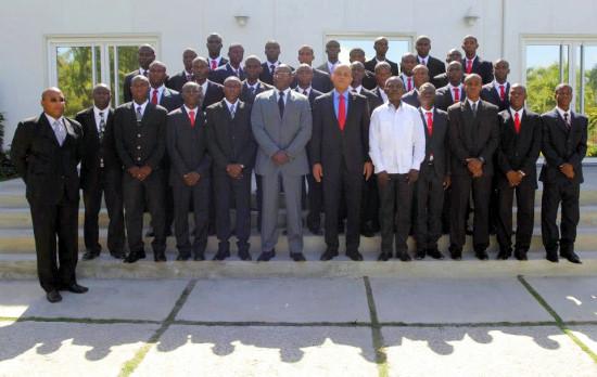 30 jeunes vont être formés en génie civil en équateur
