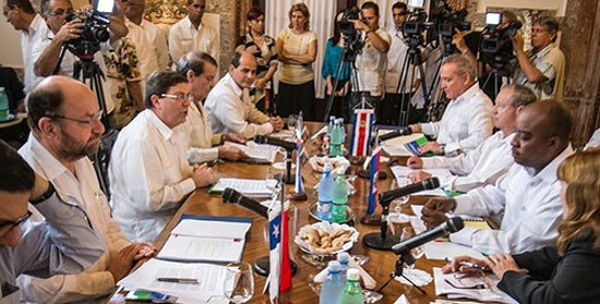 Haiti - Politic : Expanded Troika meeting of the CELAC - HaitiLibre.com, Haiti News, The haitian people's voice