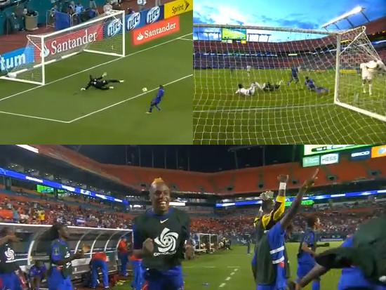 Haïti – Gold Cup 2013 : Les Grenadiers écrasent les Socca Warriors 2-0