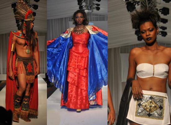 Haiti Economy Designers From Around The World At Haiti Fashion Week 2012