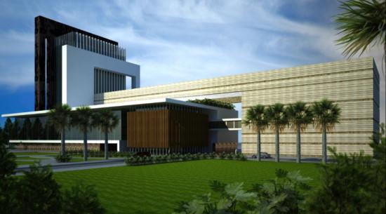 Lancement des travaux du nouveau Palais législatif